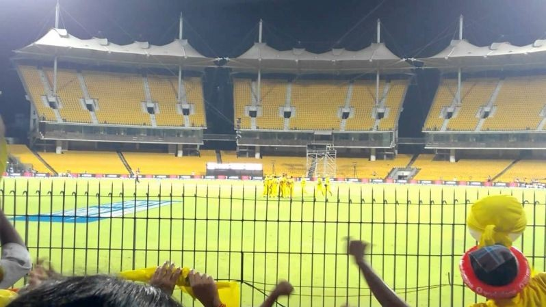 IPL 2020: Chepauk's three stands set to reopen for next IPL season