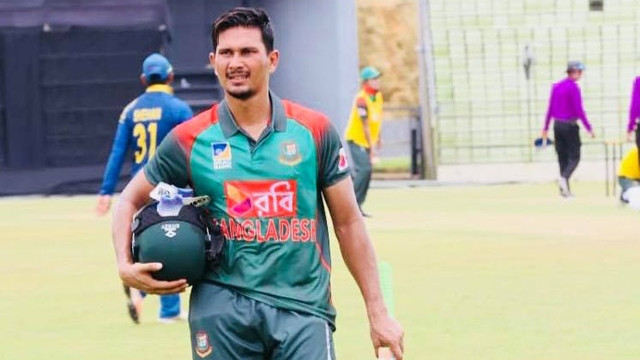 Bangladesh announced squad for Zimbabwe ODIs with a surprise inclusion