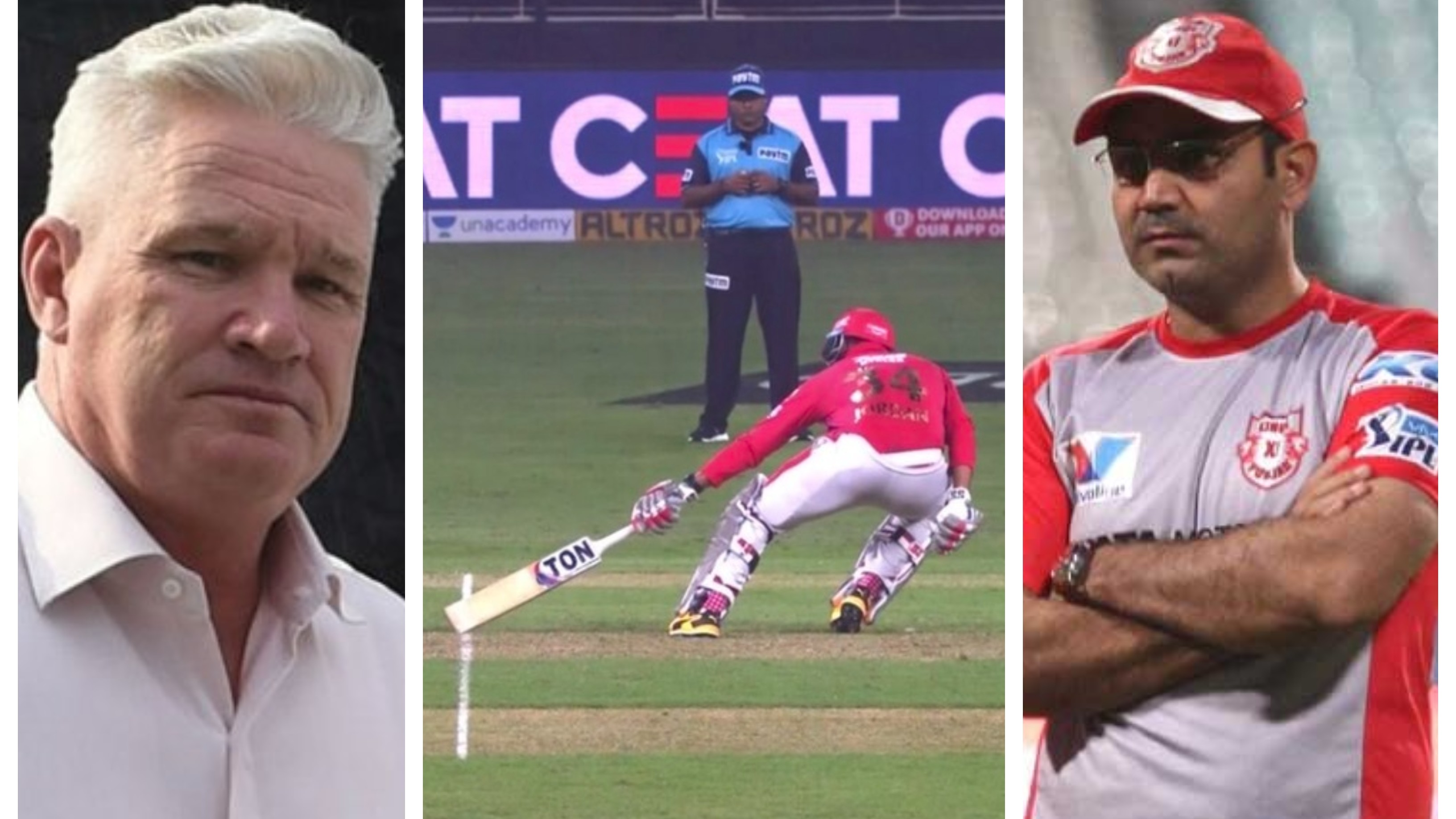 IPL 2020: Cricket fraternity reacts as umpire's wrong call on short run cost KXIP the match versus DC