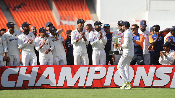 IND v ENG 2021: Virat Kohli leads the way as Team India tweets after series win, WTC final qualification
