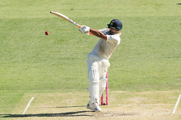 Pant played all three T20Is and four Tests down under | Getty
