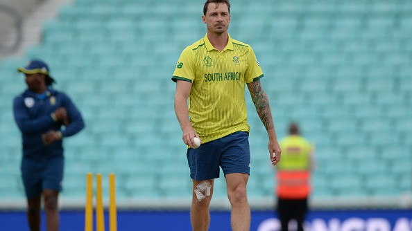 T20WC 2020: South Africa's Dale Steyn keen to play the T20 World Cup in Australia