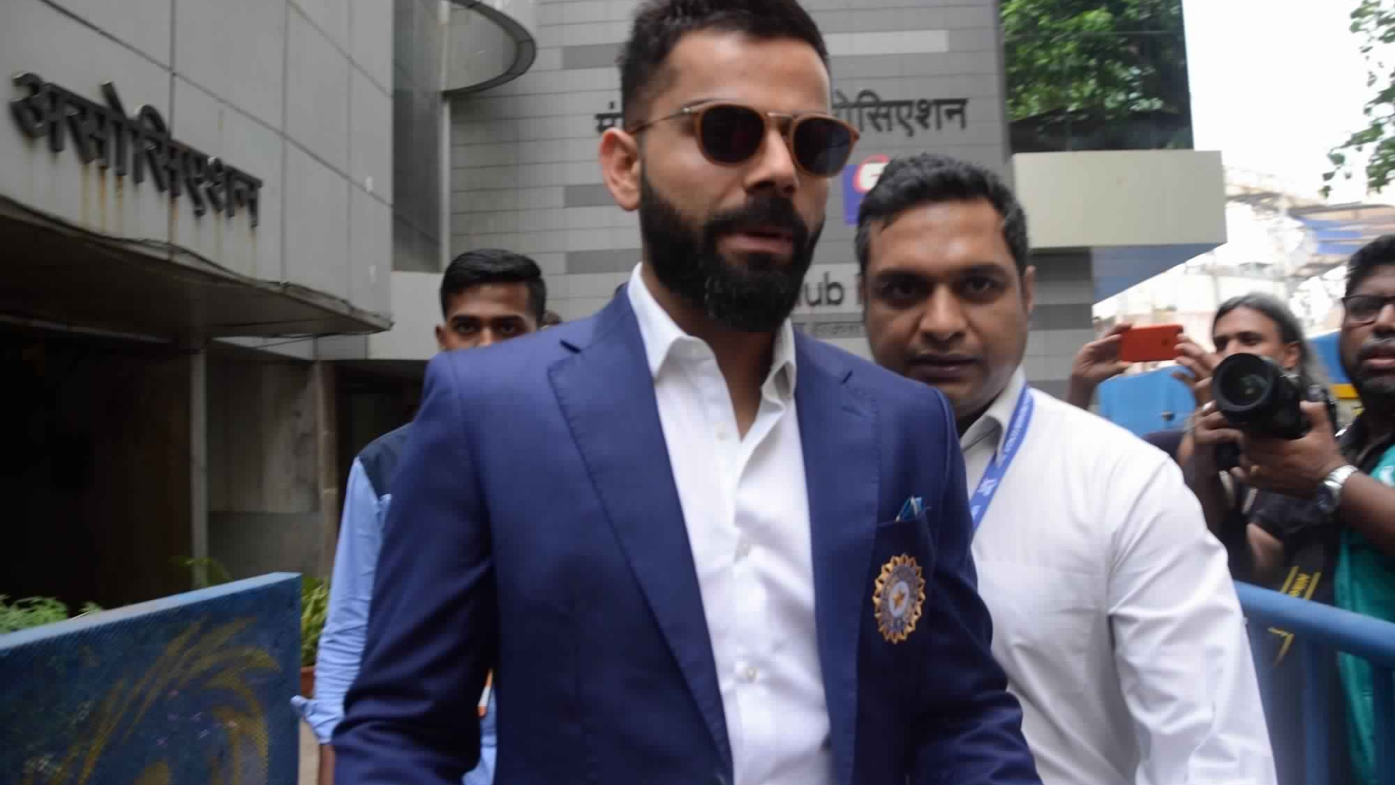 CWC 2019: Indian cricketers get tailored for customized suits for World Cup during IPL