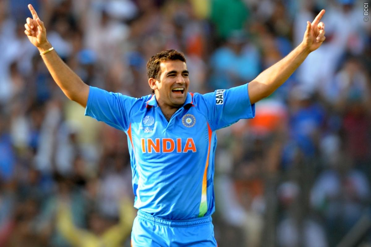 Zaheer Khan won the World cup in 2011 with Team India and picked the joint highest 21 wickets in the tournament