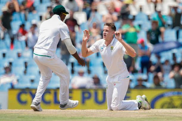 Morne Morkel picked up four wickets in Indian innings | GIANLUIGI GUERCIA-AFP-Getty Images