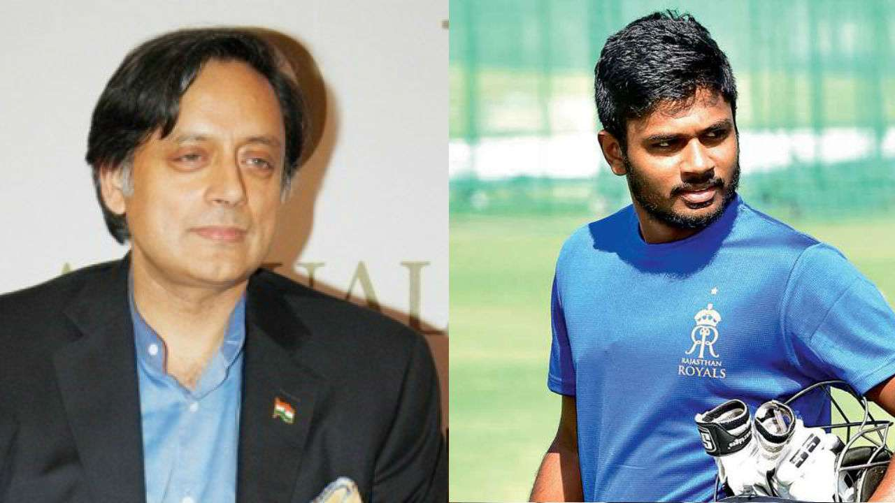 Congress MP Shashi Tharoor calls Yo-Yo test 'pointless' after Sanju Samson clears it in second go