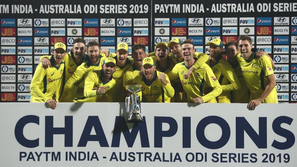 IND v AUS 2019: Fifth ODI - Statistical Highlights