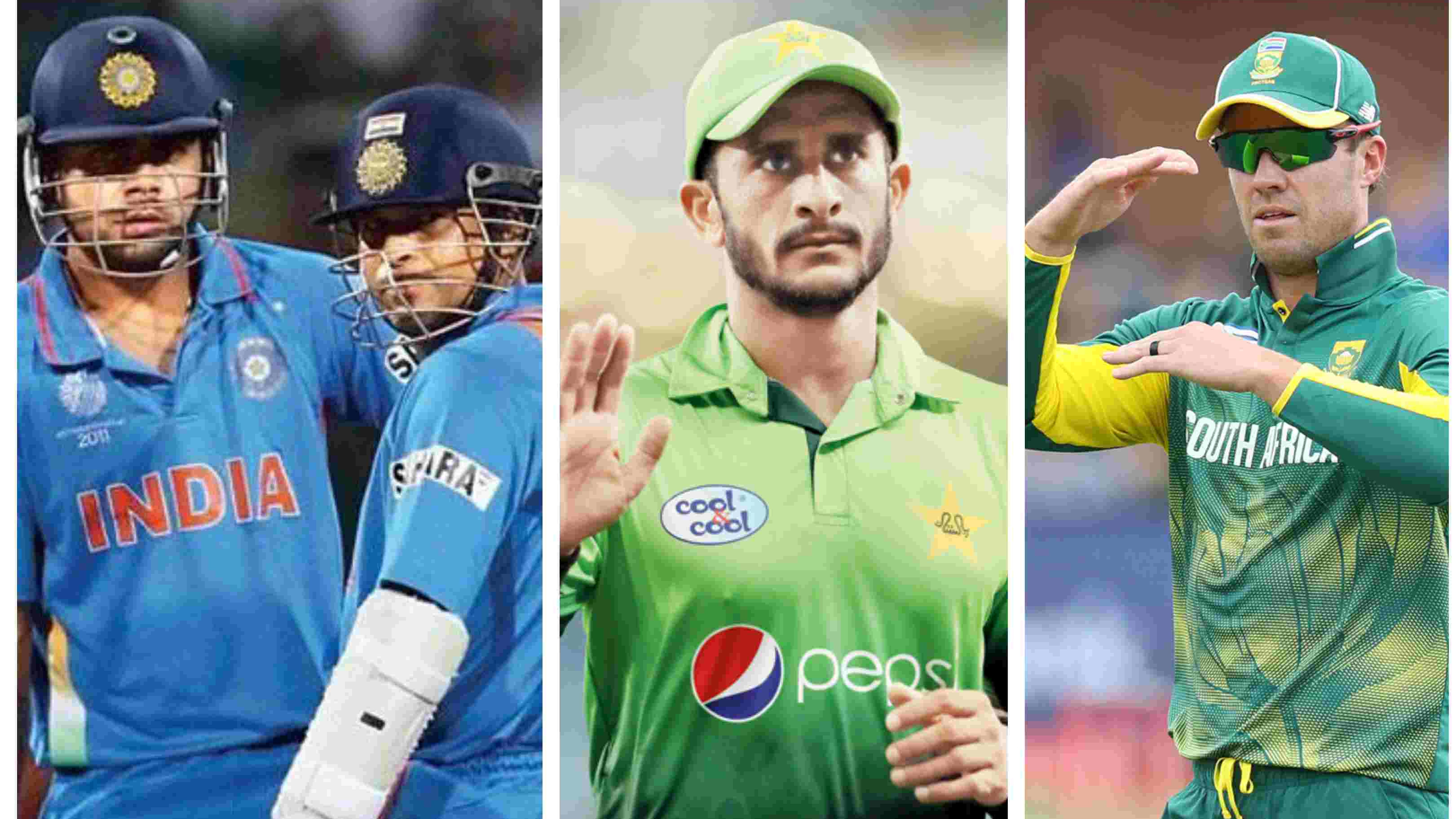 Hassan Ali picks this Indian batting legend over AB de Villiers