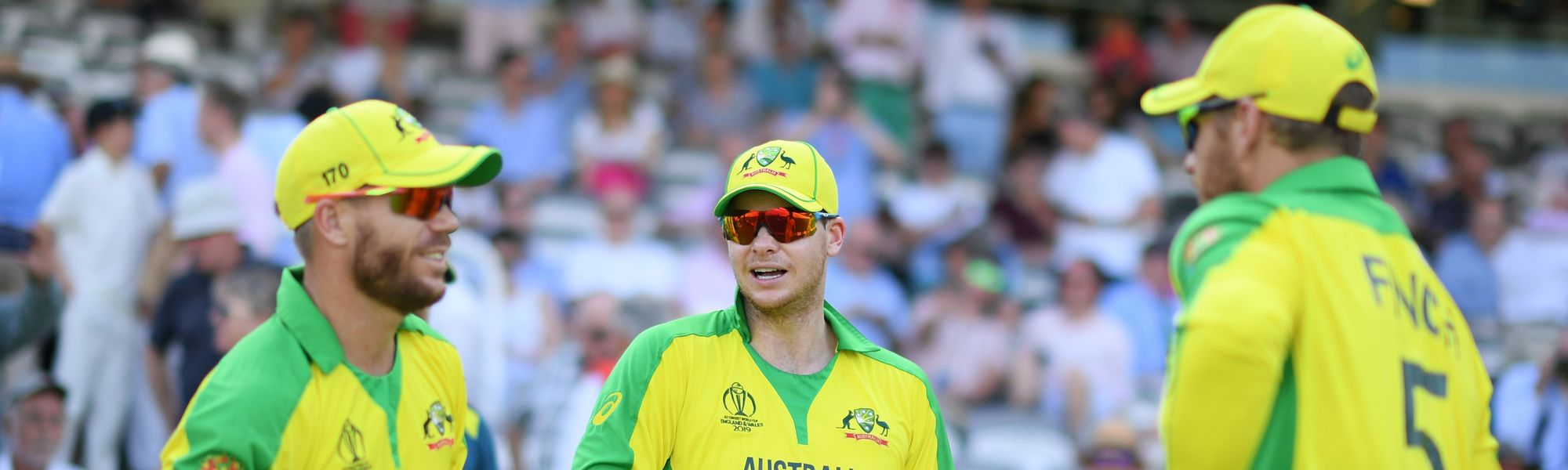 Steve Smith, David Warner and Aaron Finch also made big jumps in rankings | Getty