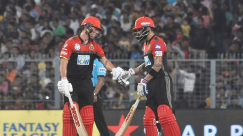 IPL 2018 : Match 45, DD vs RCB - Statistical Highlights