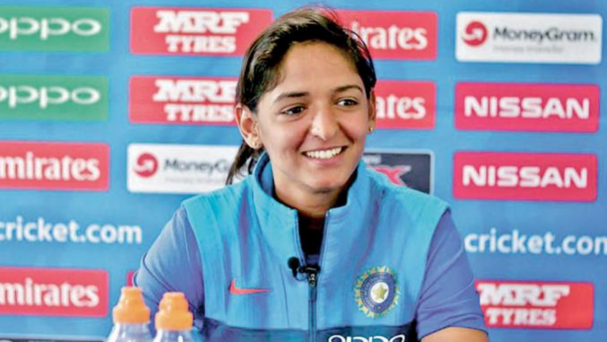 Harmanpreet Kaur calls playing back to back matches a learning experience