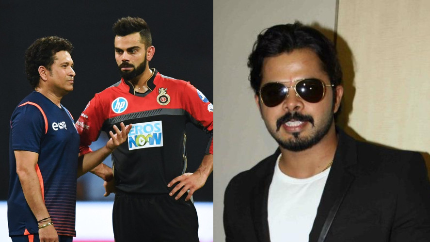 WATCH: Sachin Tendulkar or Virat Kohli? S Sreesanth picks his favorite batsman