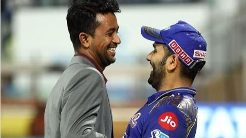 IPL 2018: Shikhar Dhawan takes a dig at Rohit Sharma and Prragyan Ojha's bromance on social media
