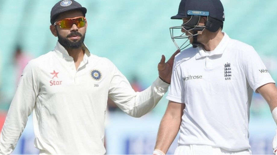 Joe Root says Virat Kohli playing county cricket won't make any difference