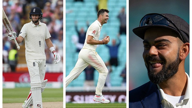 ENG v IND 2018: History maker James Anderson gets tributes from Joe Root and Virat Kohli