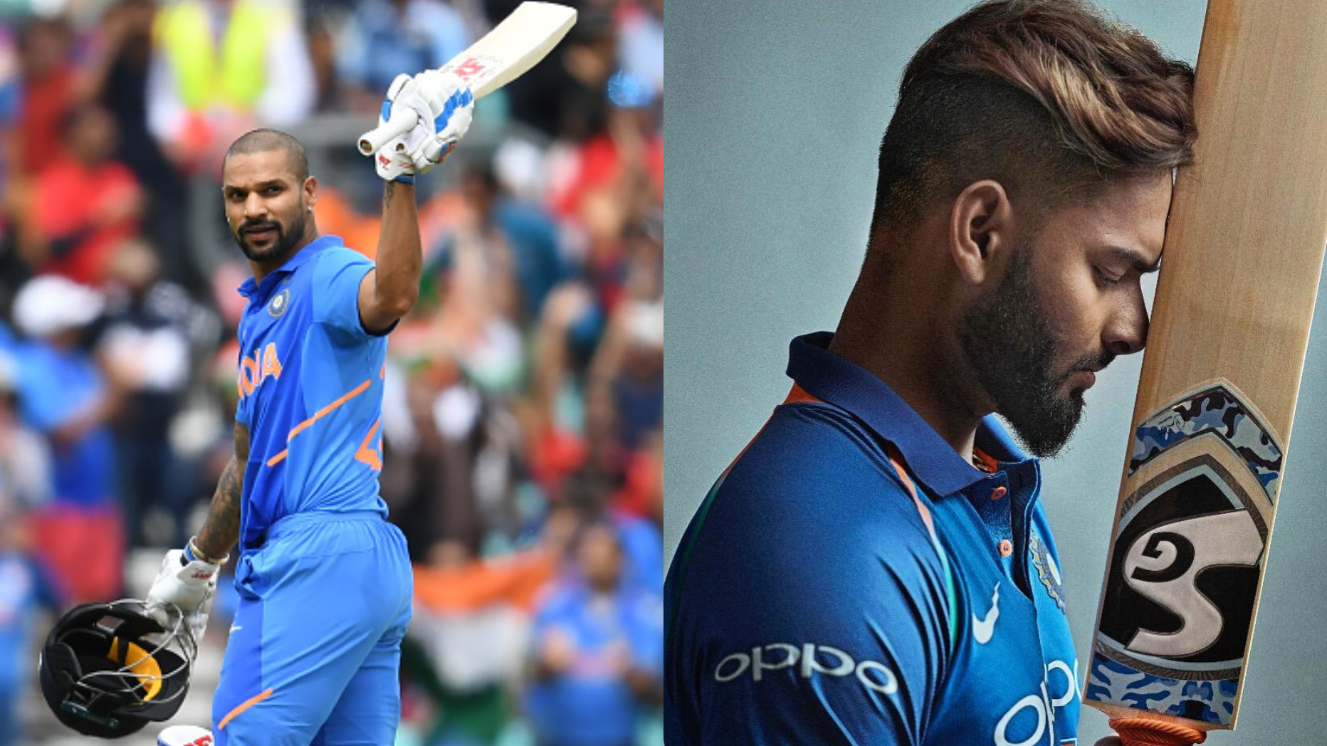CWC 2019: Shikhar Dhawan ruled out of tournament due to fractured thumb; Pant to replace him