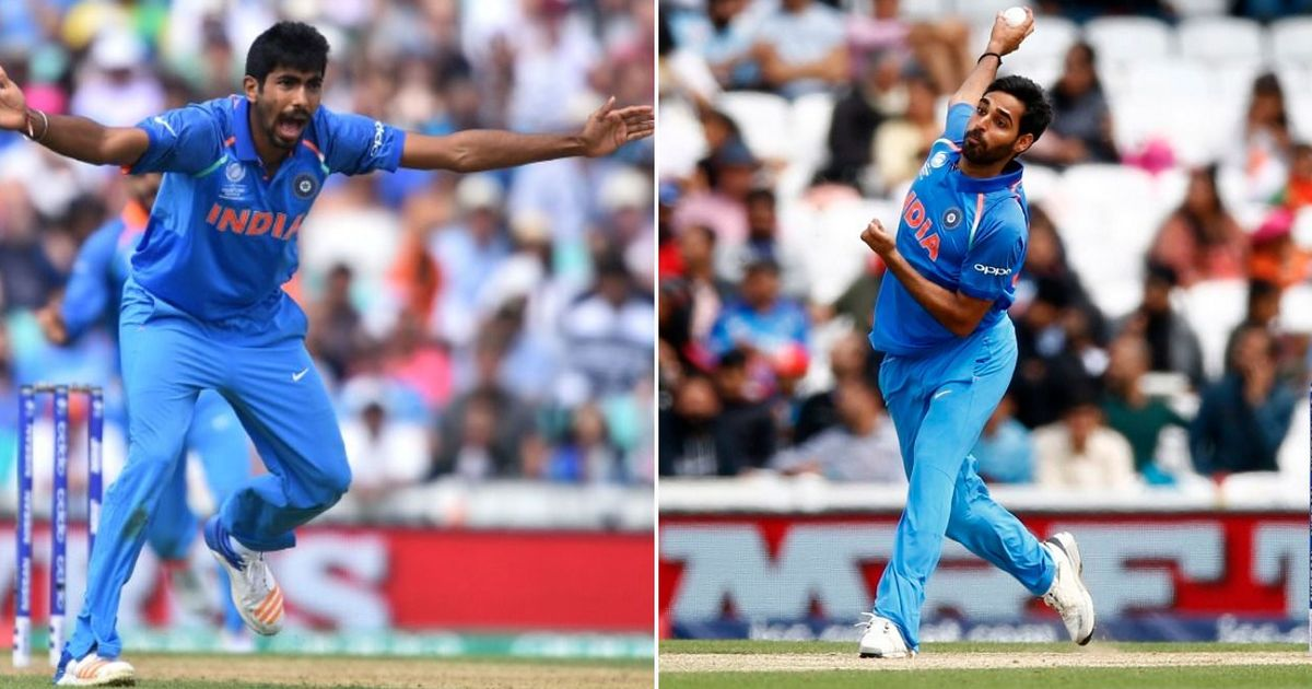 Bumrah and Bhuvneshwar have been outstanding for India in white-ball cricket