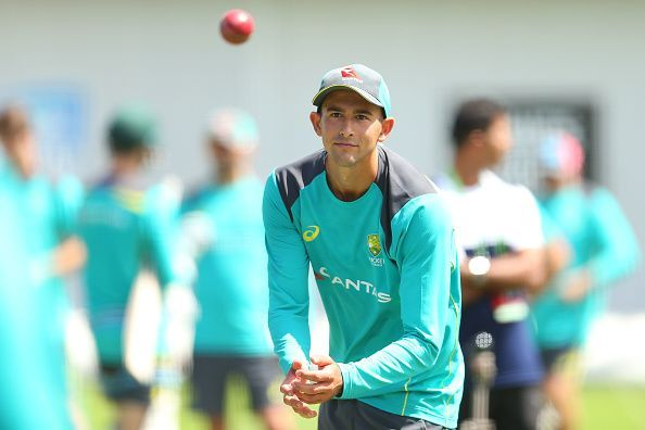 Agar is a  part of the Australia A squad which is in India now. (Getty)