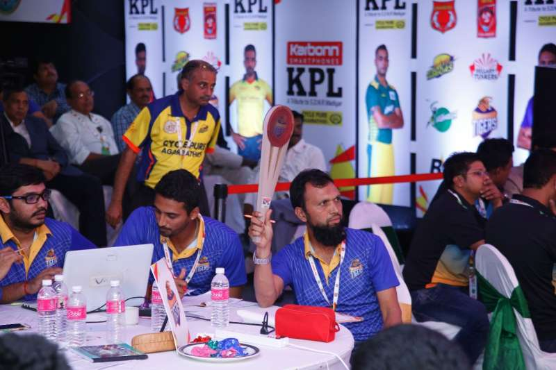 Karnataka Premier League auction took place on Saturday, July 21. (SportsKeeda)
