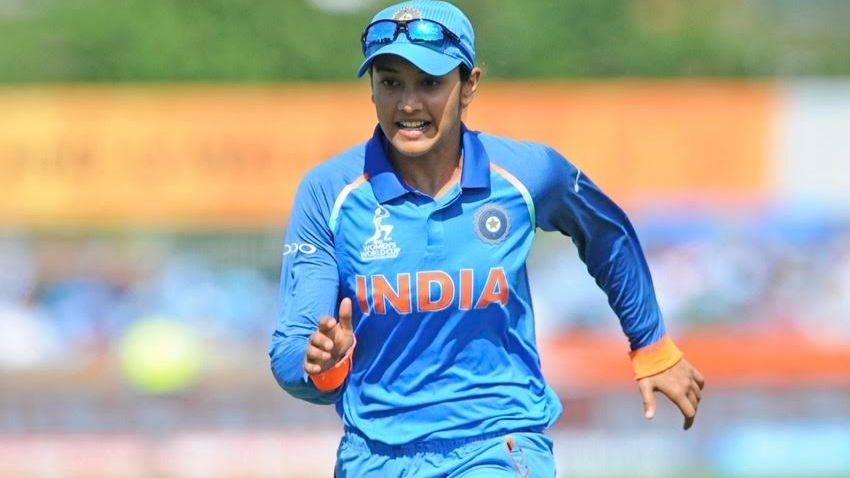 Smriti Mandhana looking forward to the upcoming ODI series against Australia Women