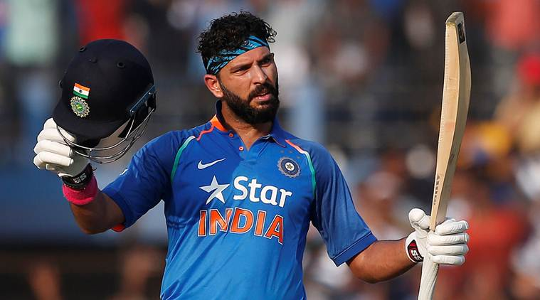 Age shouldn't be a factor while selecting the national team, says Yuvraj Singh