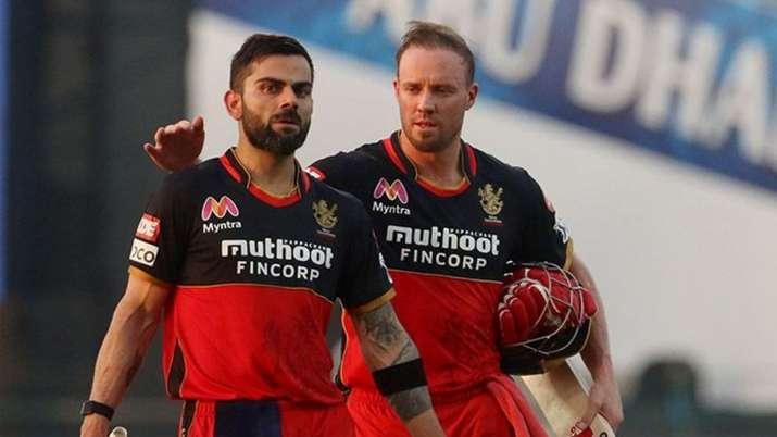 Virat Kohli and AB de Villiers | IPL