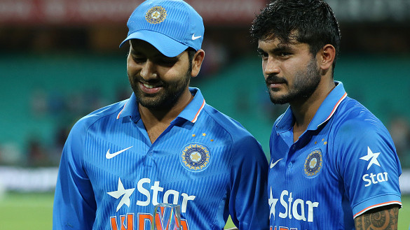 Rohit Sharma conveys birthday wish to Manish Pandey, advices him to stay hydrated for Asia Cup
