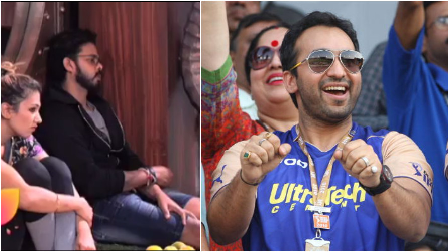 Sreesanth's wife lashes out at Raj Kundra after he laughed at the cricketer
