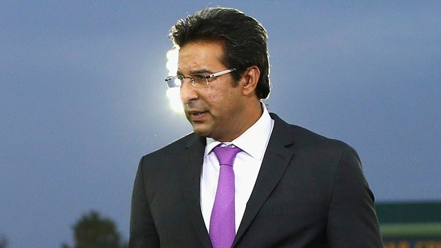 वसीम अकरम ने पाकिस्तान टीम के स्वेटर पे हरा रंग ना होने की आलोचना की