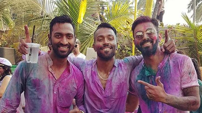 Indian cricket fraternity wishes Hardik Pandya a very happy birthday