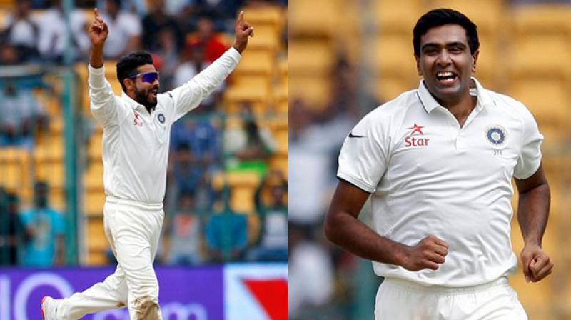 Ravindra Jadeja might replace an injured R Ashwin at Oval