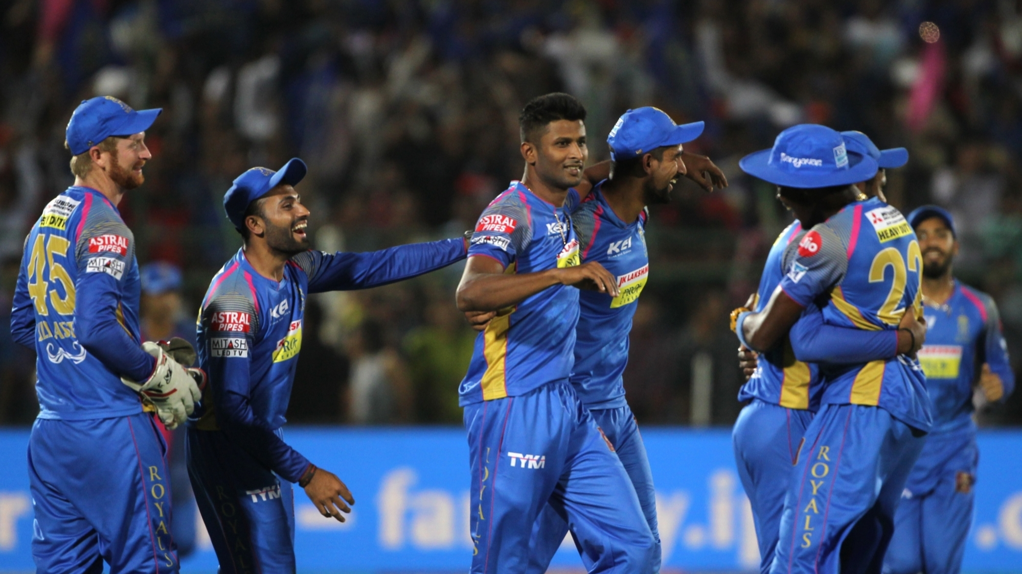 IPL 2018 : Match 53, RR vs RCB - Statistical Highlights