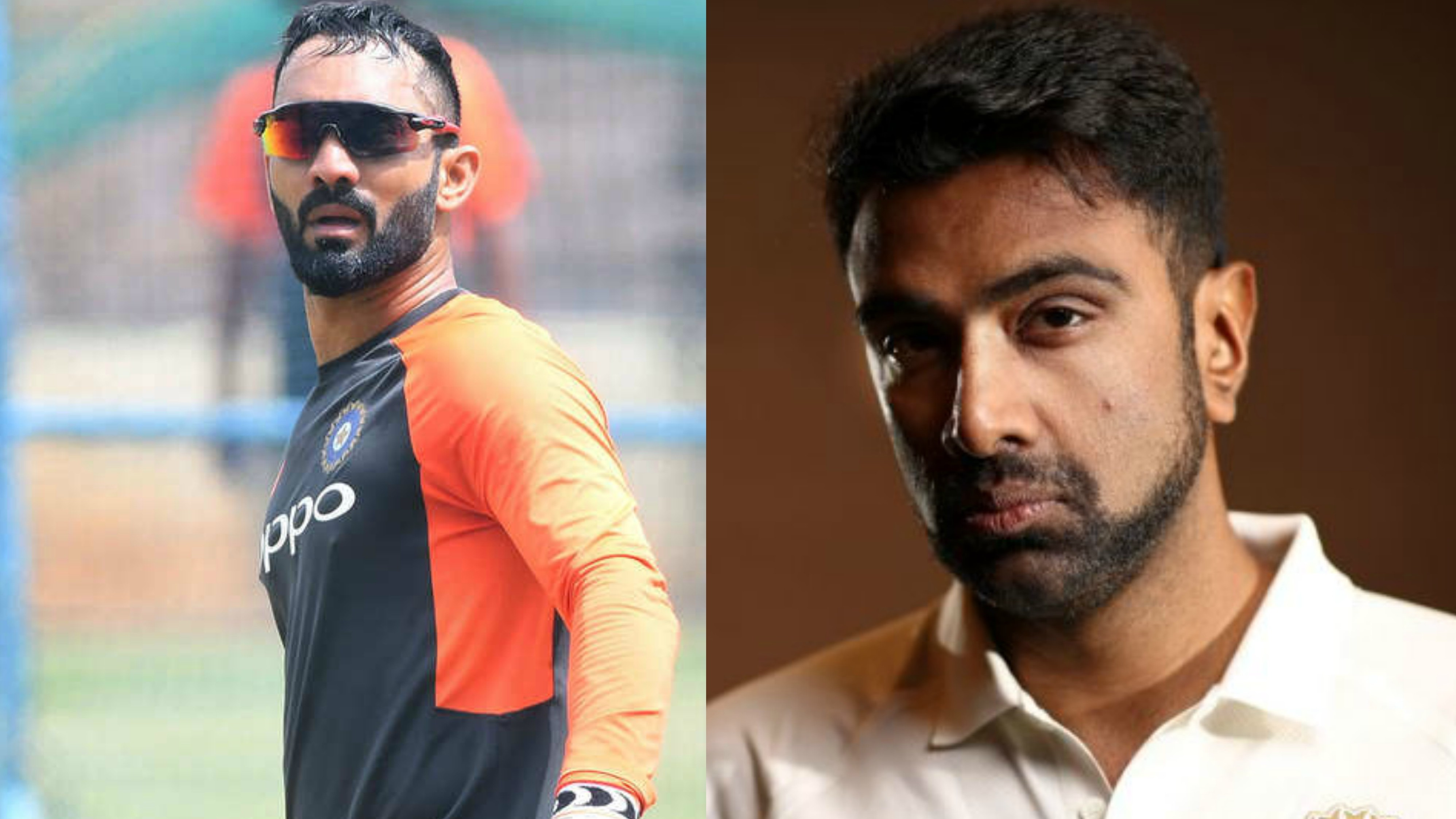 Ranji Trophy 2020: R Ashwin and Dinesh Karthik included in Tamil Nadu squad for next two games