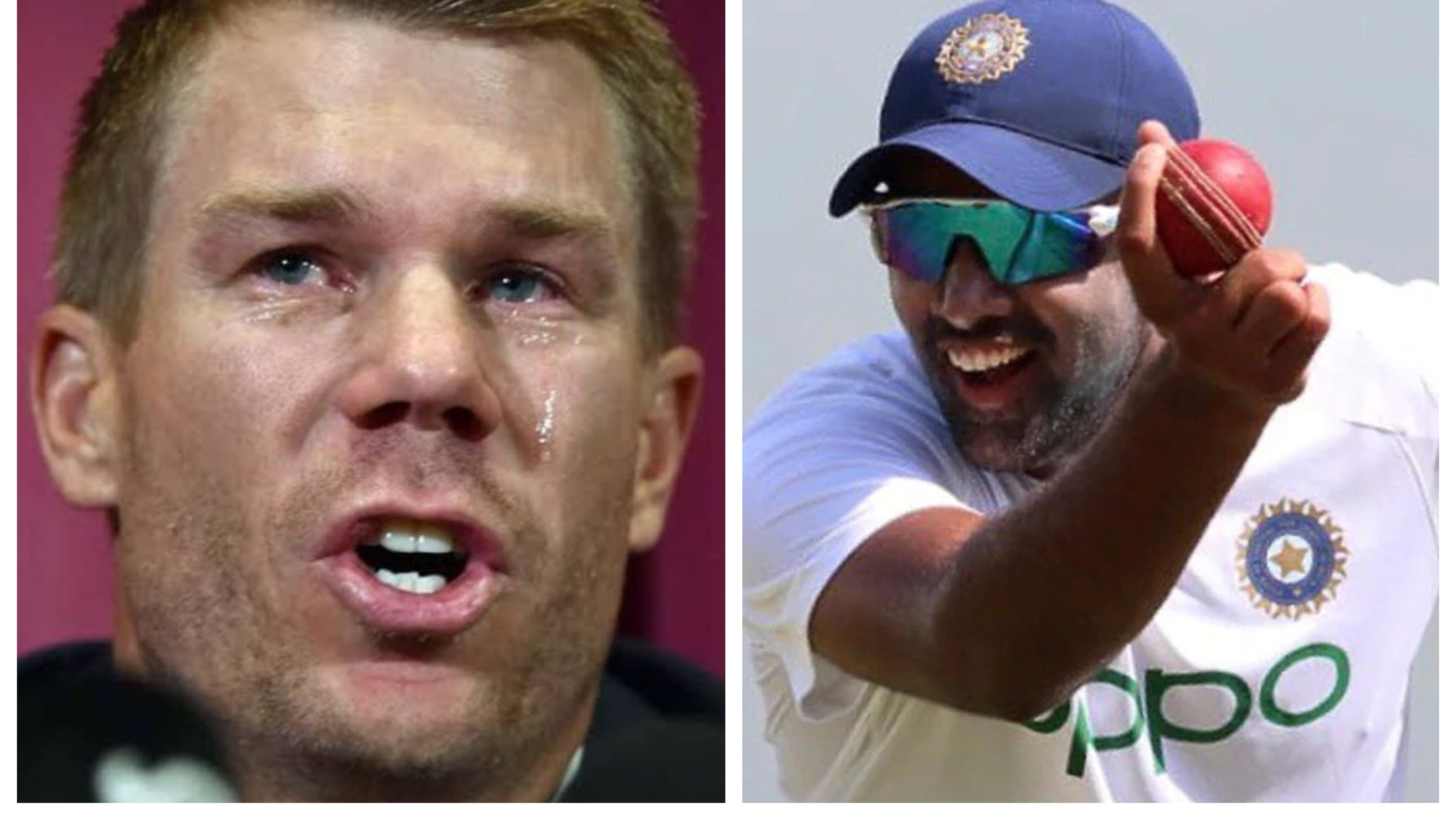 R Ashwin pokes fun at David Warner after Indian government bans TikTok