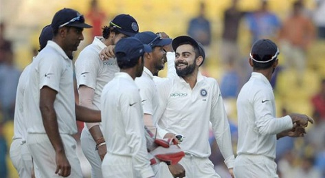 Team India looking to comeback strongly in the second Test | Getty Images