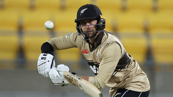NZ v BAN 2021: Devon Conway included in New Zealand team for Bangladesh ODI series