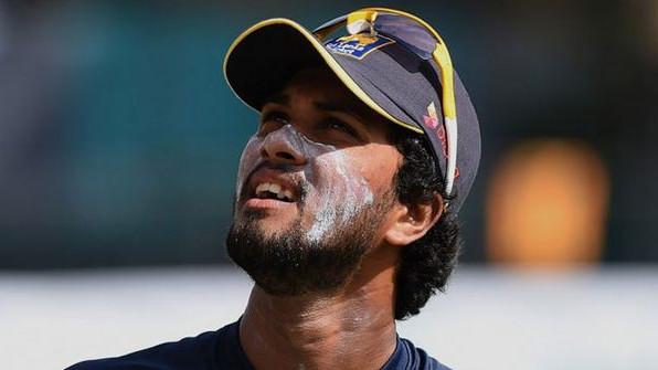 SL v ENG 2018: दिनेश चांदीमल इंग्लैंड के खिलाफ तीसरे टेस्ट से भी हुए बाहर