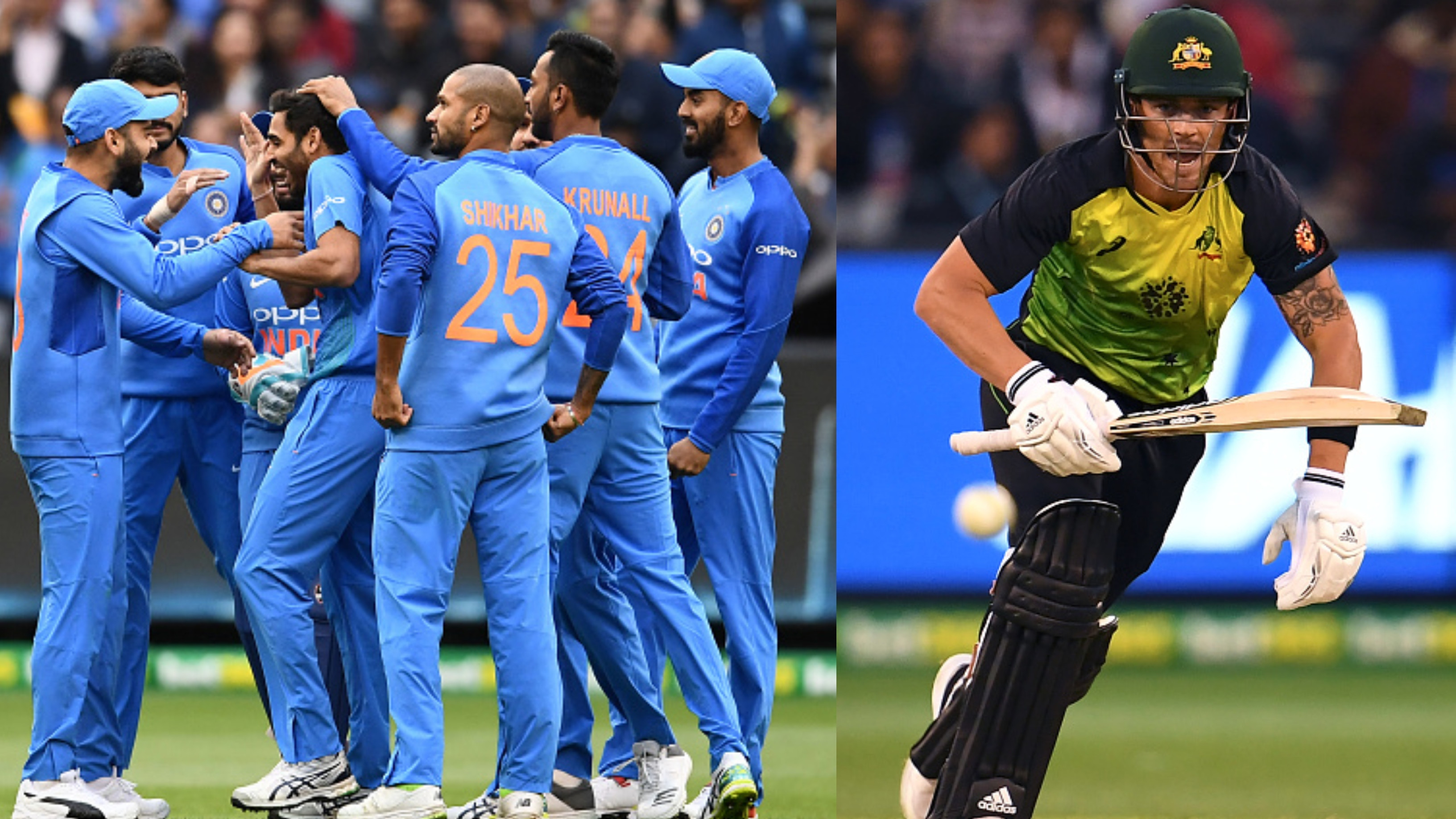 AUS v IND 2018-19: Ben McDermott says Australia are just one win away from a series win over India