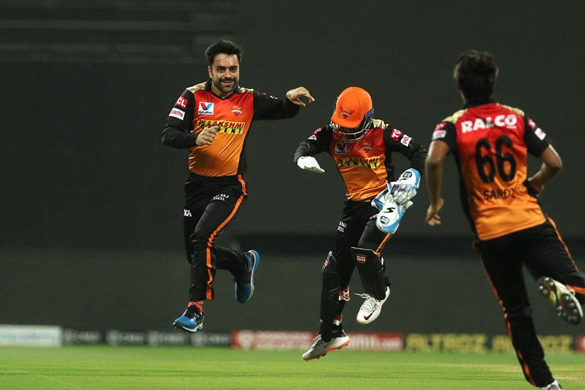 Rashid Khan took 20 wickets in IPL 2020 (Photo - BCCI / IPL)