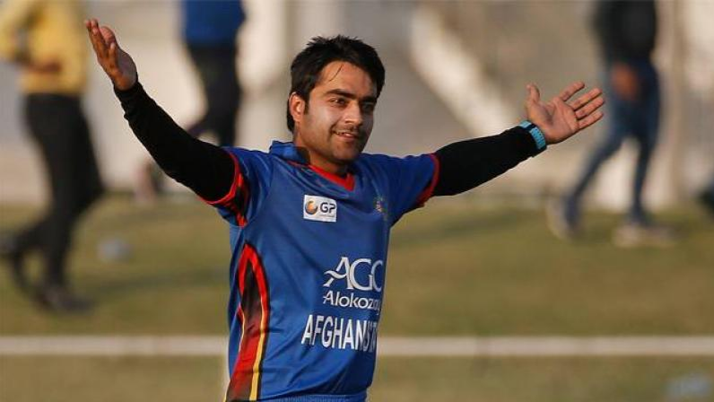 ICC congratulates Rashid Khan for his brilliant performance against Bangladesh