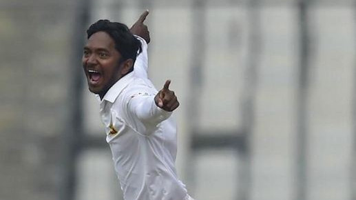 SL v ENG 2018: Akila Dananjaya ruled out of final Test against England