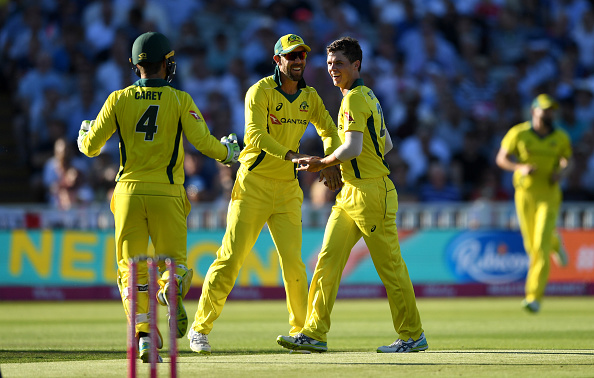 Australia cricket team | Source Getty