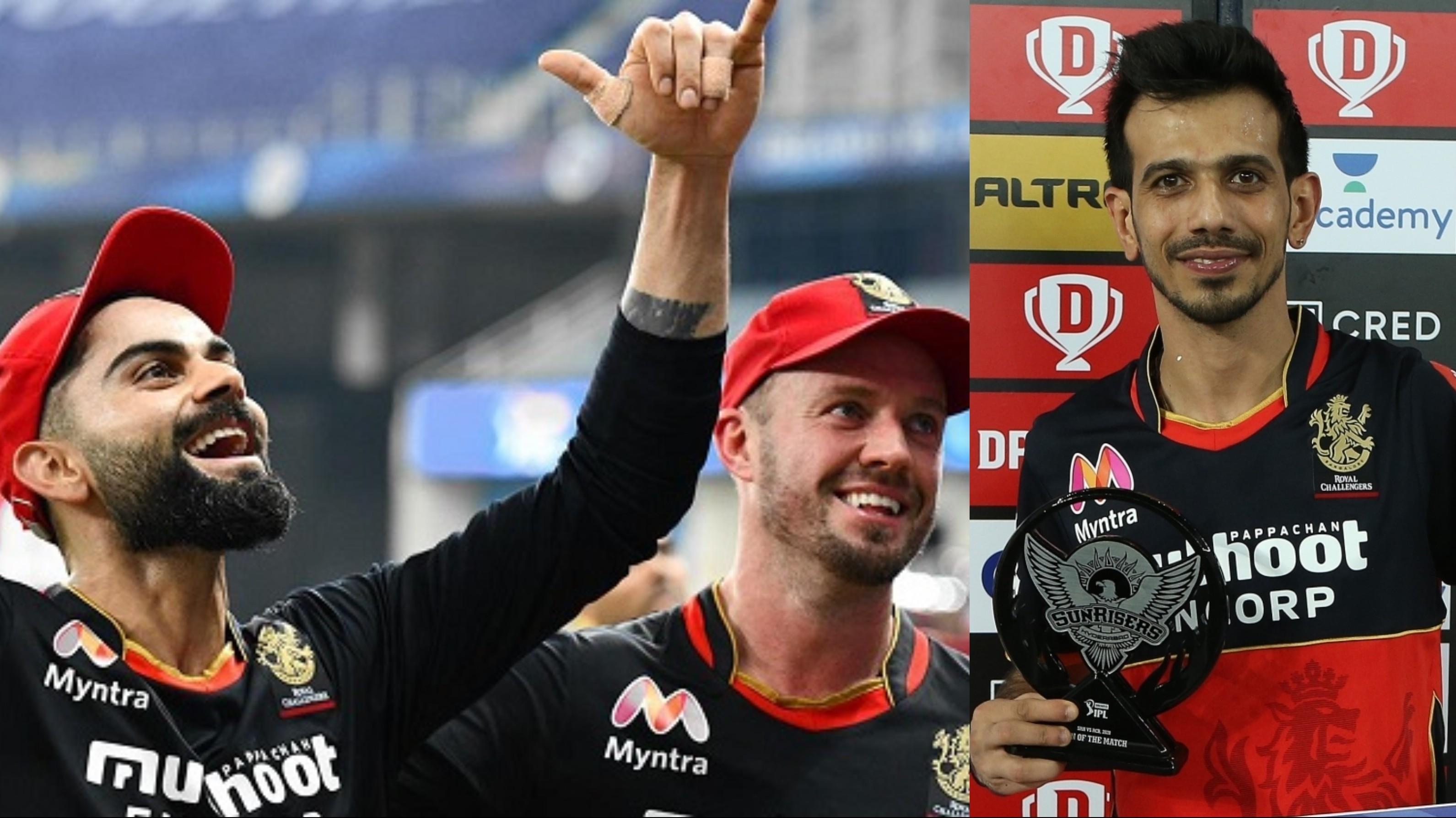 IPL 2020: Yuzvendra Chahal reveals how a Kohli-De Villiers masterplan stunned Vijay Shankar