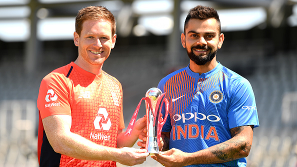 ENG v IND 2018: Virat Kohli says India are much stronger than the Australian side routed by England