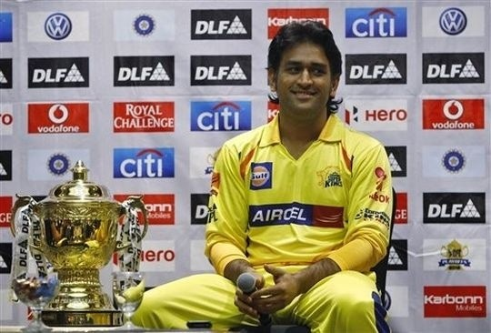 MS Dhoni led Chennai Super Kings from 2008-2015 and will lead them again in IPL 2018