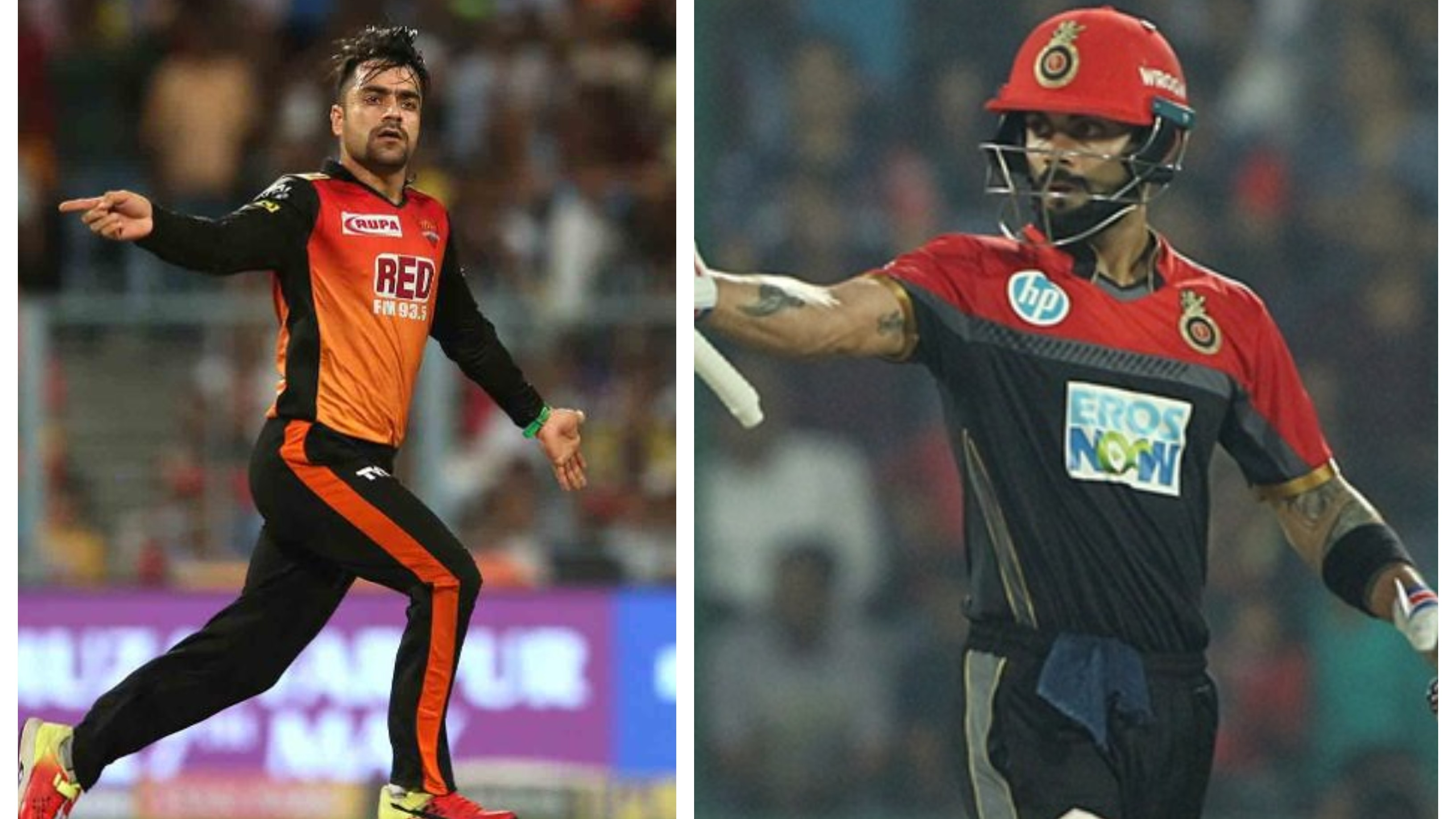 IPL 2020: 'Virat is a world-class player in all three formats', says Rashid Khan before SRH-RCB clash