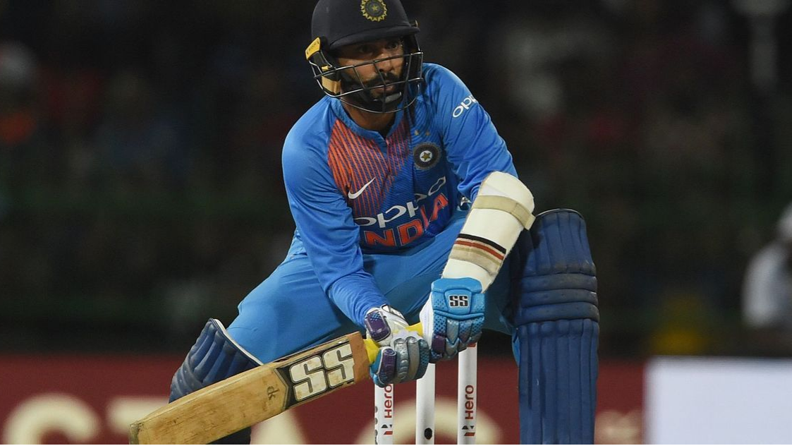 VVS Laxman's words of wisdom turned my career around, says Dinesh Karthik