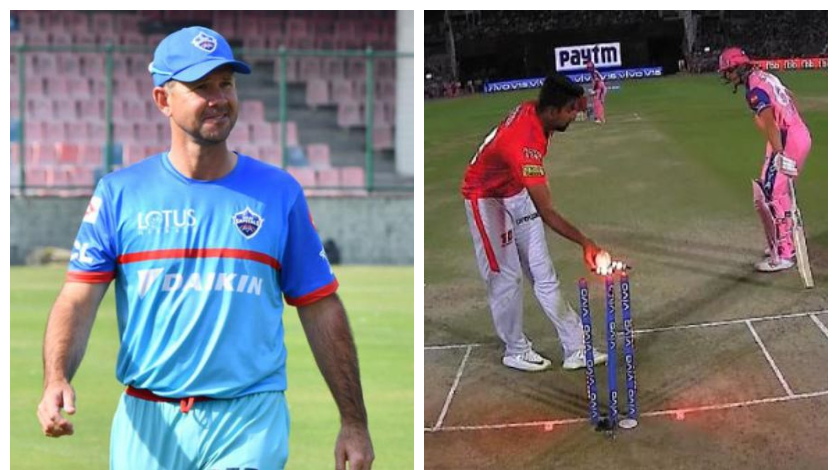 IPL 2020: WATCH – Ponting explains why he wouldn't allow Ashwin to 'Mankad' in the last ball of IPL final