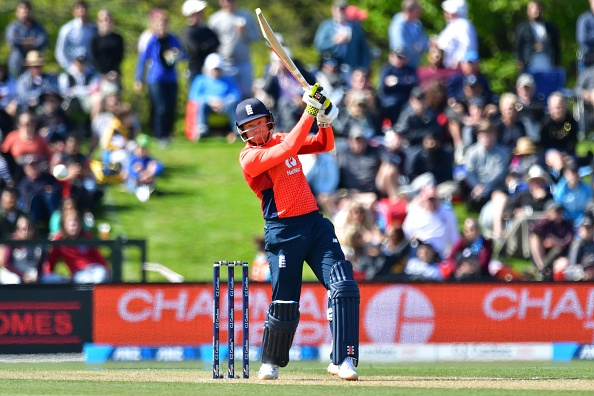 Jonny is currently playing New Zealand T20Is | Getty Images