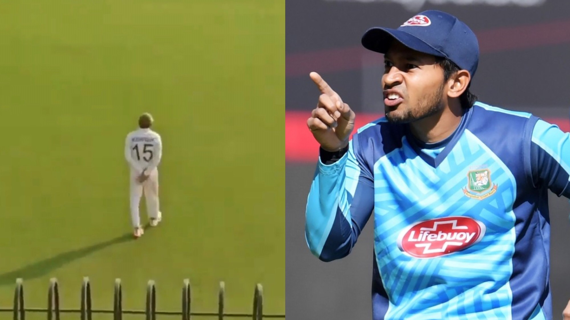 IND v BAN 2019: WATCH - Fans roast Mushfiqur Rahim with chants of
